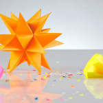 3D Origami for Visual Merchandising