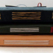 Hand-bound Leather Journals